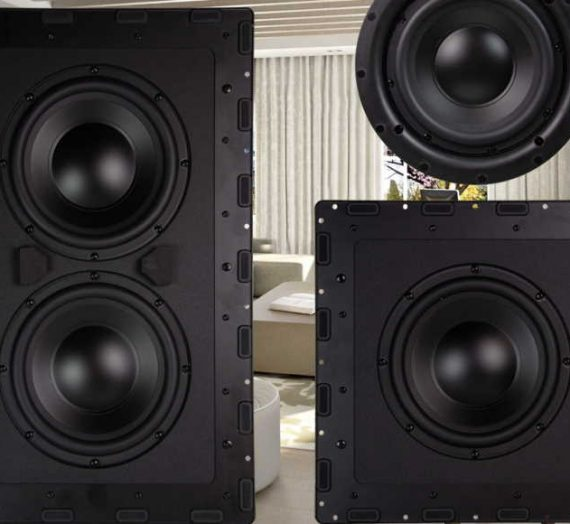What is the difference between active and passive subwoofer?